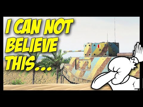 ► I Can Not Believe I Survi… – World of Tanks Live Gameplay