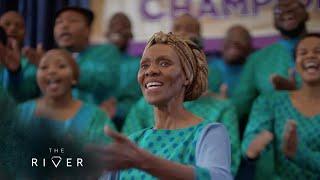 The Refilwe Choristers And Nyakallo | The River S4 | 1Magic | Episode 80 | 1 Magic
