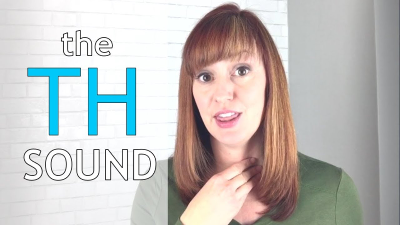 how to say the th sound