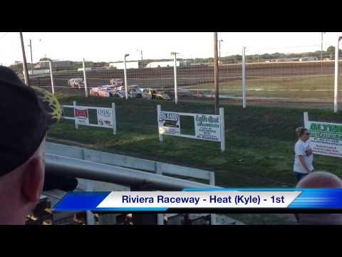 Riviera Raceway 7/27/13 - Kyle Prauner 5K & Cole Haddix 50K