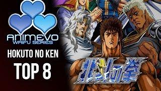 AnimEVO 2017 Hokuto no Ken Top 8