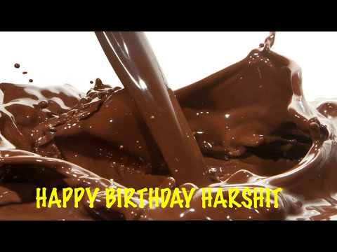 HarshitChocolate - Happy Birthday