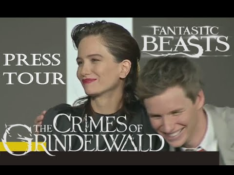 Fantastic Beasts: The Crimes of Grindelwald — Press Premiere (Beijing, China)