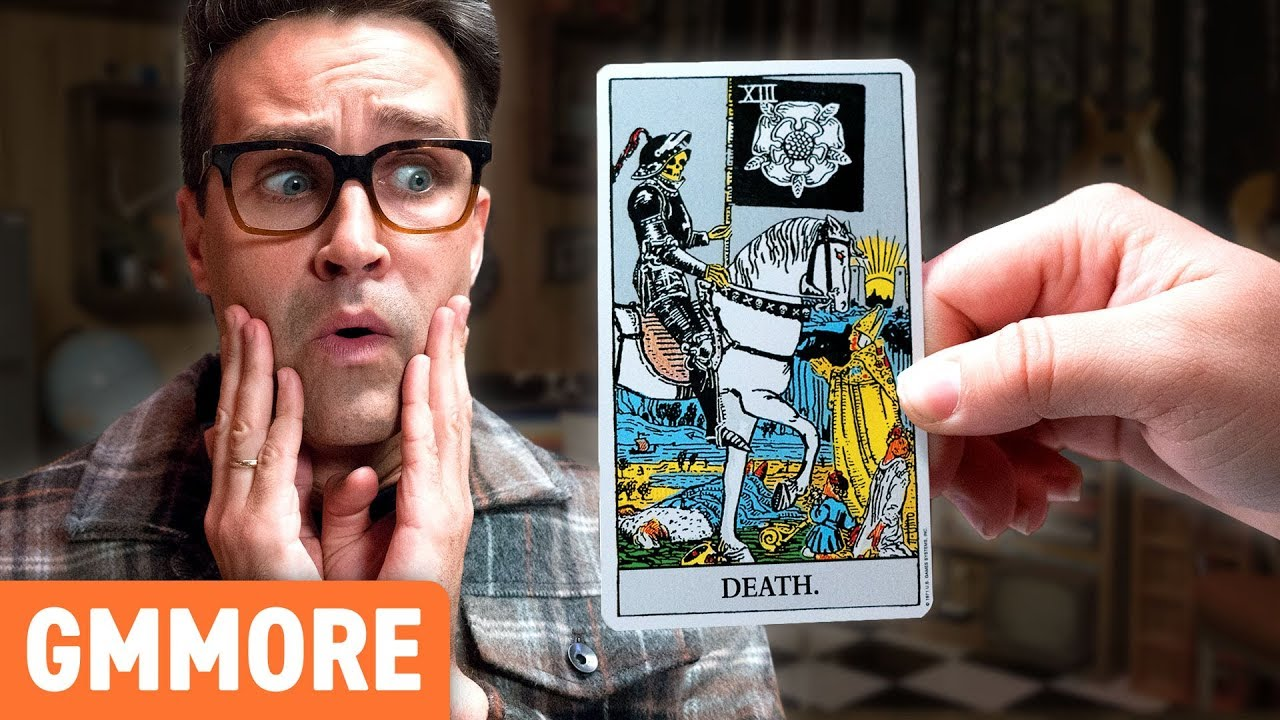 Rhett & Link Tarot Card Reading