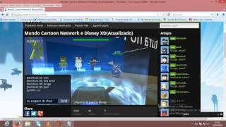 Kogama- Mundo Cartoon Network e Disney XD!