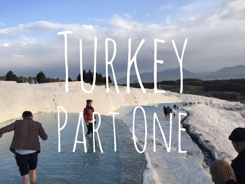 Travel Around Turkey 2016 (Part 1)