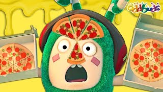 Oddbods | PIZZA PALOOZA | Oddbods Full Episodes | Funny Cartoons For Children
