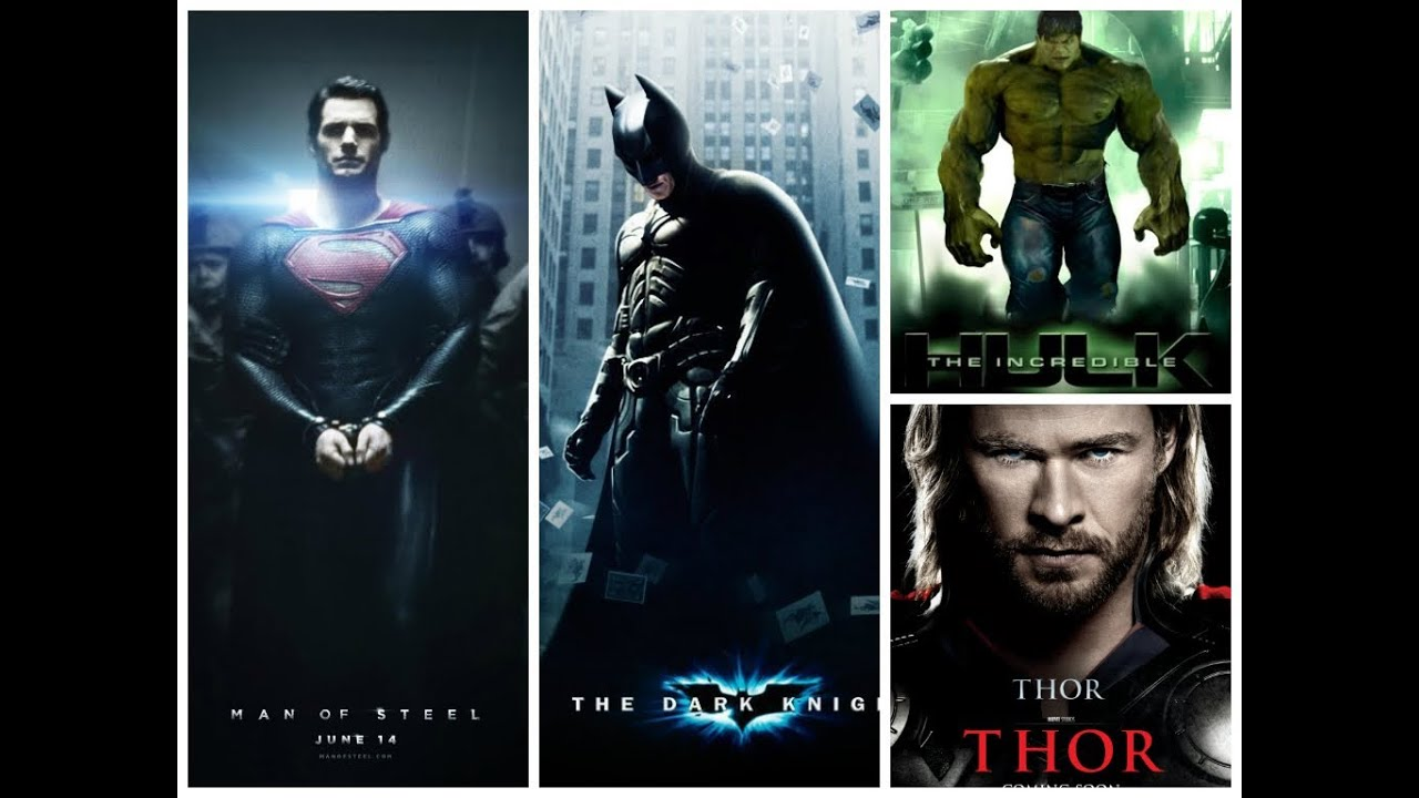 The 25 Greatest Superhero Movies of All-Time