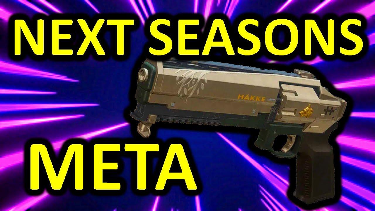 Next Seasons Meta: CRIMILS DAGGER is OVERPOWERED