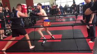 Zack Smith rnd 3 Boxing