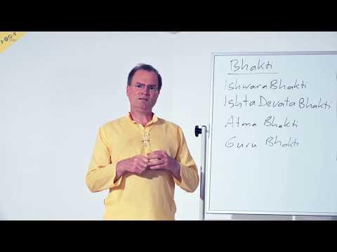 Die 5 Bhavas - YVS129 - Bhakti Yoga - Teil 1