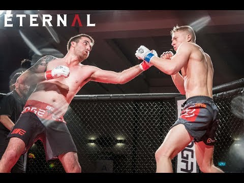 ETERNAL MMA 35 - LUKE DAVIS VS JORDAN PAYNE - MMA FIGHT VIDEO