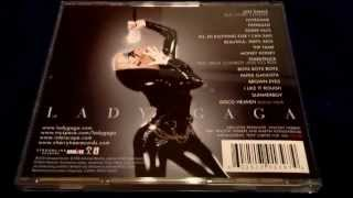 Lady Gaga - The Fame (Hong Kong Edition w/POSTCARDS) (Unboxing)
