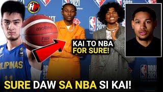 Kai Sotto SURE NA DAW SA NBA sa Susunod na Taon ayon sa isang NBA Player na dati niyang kakampi !