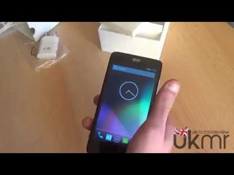 GeeksPhone Revolution Unboxing First Hands On (Dual OS)