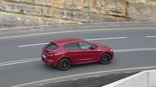 2018 Alfa Romeo Stelvio Quadrifoglio~Review & First Ride!