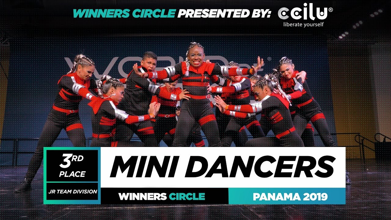 Mini Dancers | 3rd Place JR Team | World of Dance Panama Qualifier 2019 | #WODPANAMA