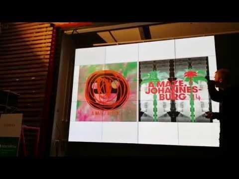 «A Maze» by Thorsten S  Wiedemann Presentation Cuts + Q&A Cuts