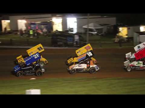 XCaliber Graphics Indiana Racesaver Sprints at Bloomington Speedway - 7/26/2019