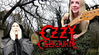 Baixar OZZY OSBOURNE - Under the graveyard - Cover [MULTICAMERA Collab w/Annika Jaschke]