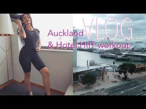 AUCKLAND | HOTEL GYM HIIT WORKOUT