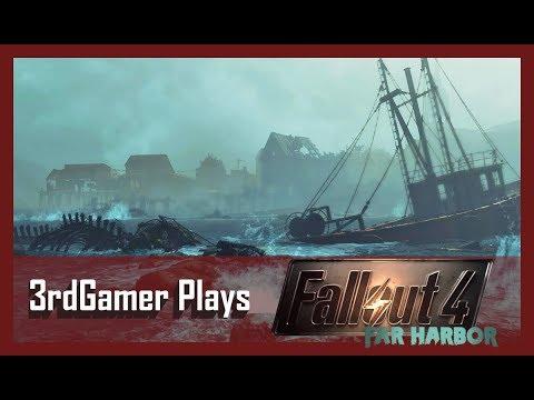 Fallout 4 - Far Harbor - Live (Interactive Streamer)