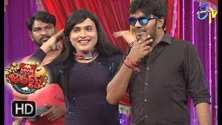 Sudigaali Sudheer Performance | Extra Jabardasth | 6th April 2018   | ETV Telugu