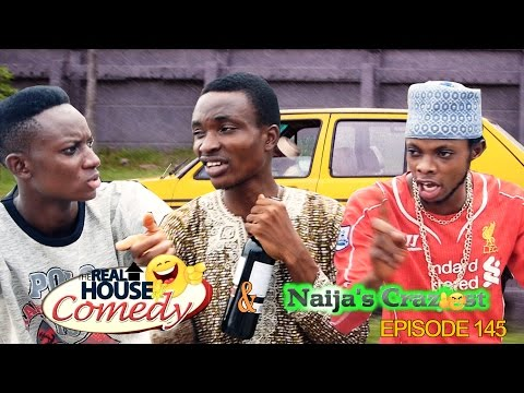 Video (skit): Naija Craze - A Taxi For Drunks Ft. Real House Of Comedy