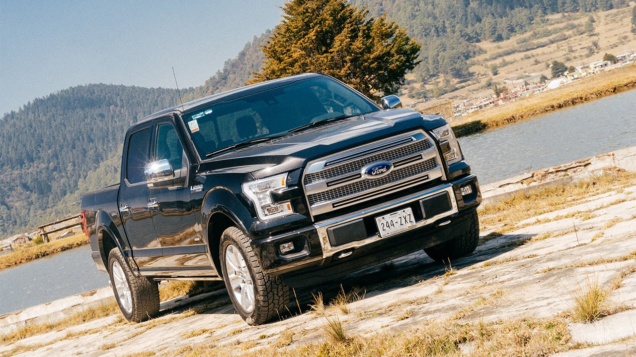 Ford Lobo 2015 a prueba | Autocosmos - YouTube