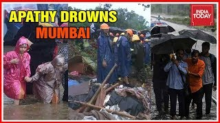 Another Monsoon Same Misery Who Is Responsible For Mumbai& 39 s Mosoon Mayhem 5ive Live