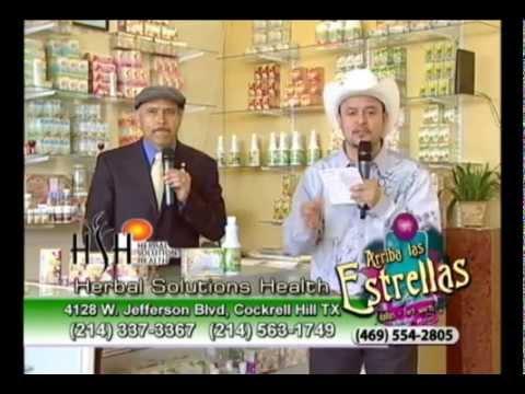 Herbal Solutions - Arriba Las Estrellas DFW