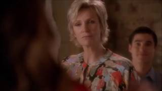Glee - Rachel finally tells Sue what she thinks of her 5x17