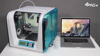 Da Vinci Jr. 1.0w - Wi-Fi Connection Setup (Mac)
