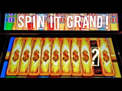 🤑 SPIN IT GRAND 🤑 * MAX BET BONUS * SLOT MACHINE 👉 Dejavu Slots