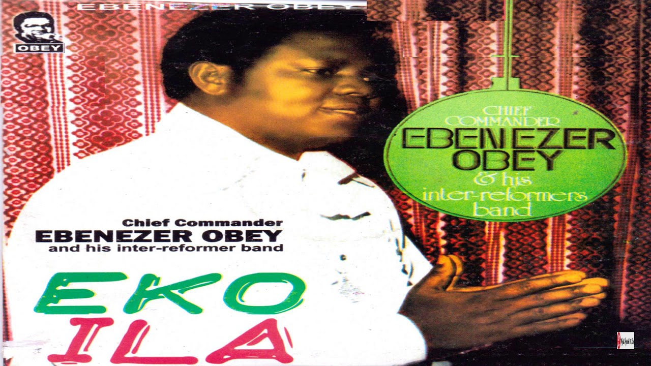 Download Chief Commander Ebenezer Obey - Eko Ila Gbara Re Lowo Obe Medley, Pt. 2 (Official Audio)