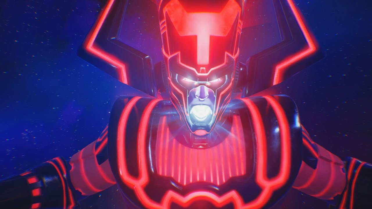 Download The Entire Fortnite GALACTUS Event (CINEMATIC REPLAY)