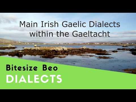 The 3 Main Irish Gaelic Dialects
