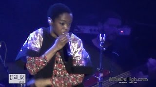 Lauryn Hill Ready or Not by Fugees LIVE at Dour Festival 2015
