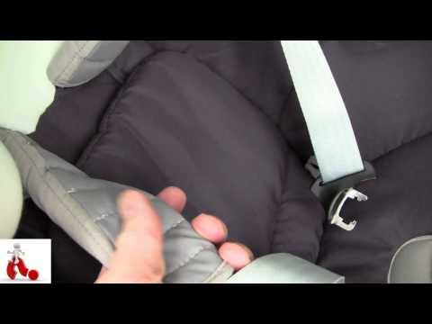 Maxi Cosi Pearl Car Seat Review