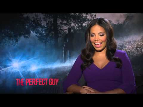 "The Perfect Guy: Sanaa Lathan ""Leah Vaughn"" Official Movie Interview"