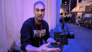 CES 2011_ Red Scarlet Super HD camera