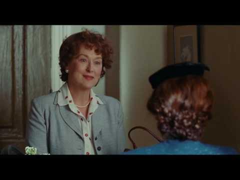 Meryl Streep  New Julie & Julia   Cooking Class