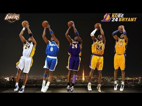 Kobe Bryant Incredible and Impossible Shots