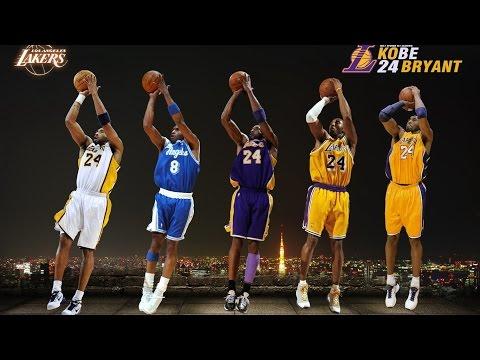 Kobe Bryant Incredible and Impossible Shots