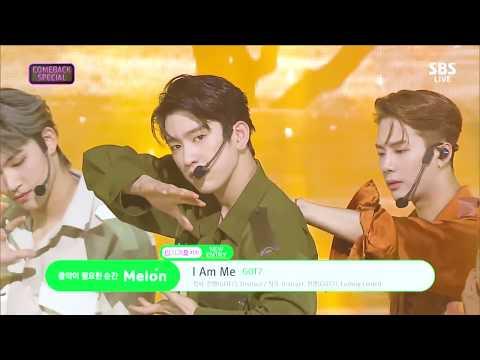 GOT7-I AM ME comeback stage mix