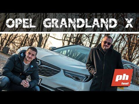 HOTHATCH ILI SUV Wannabe? Opel GrandLand X