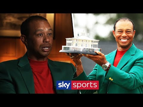 'I couldn't even putt!' | Tiger Woods on his astonishing comeback to win the Masters 2019