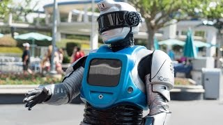 iCan Robot in Tomorrowland thumbnail