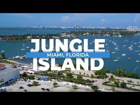 Florida Travel: Explore Jungle Island, Miami