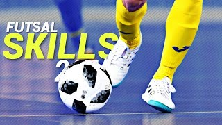 Kỹ thuật bóng đá Futsal #2 01/2020 Crazy Futsal Skills & Goals 2020